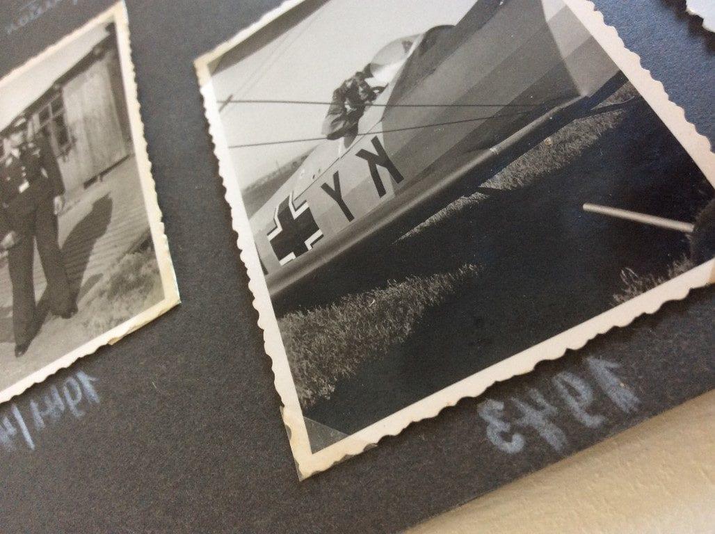 Fotoalbumg Militär verkaufen