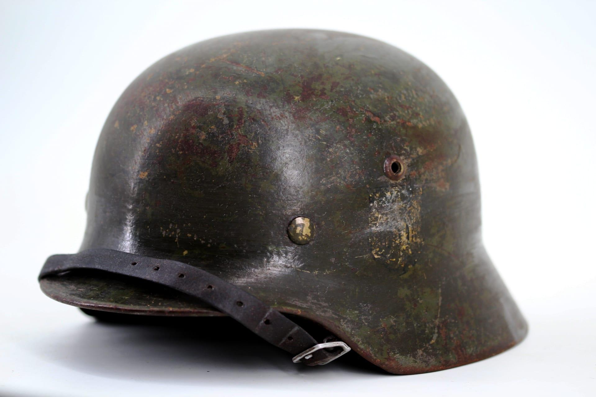 Wehrmacht Helm verkaufen Stuttgart Reutlingen