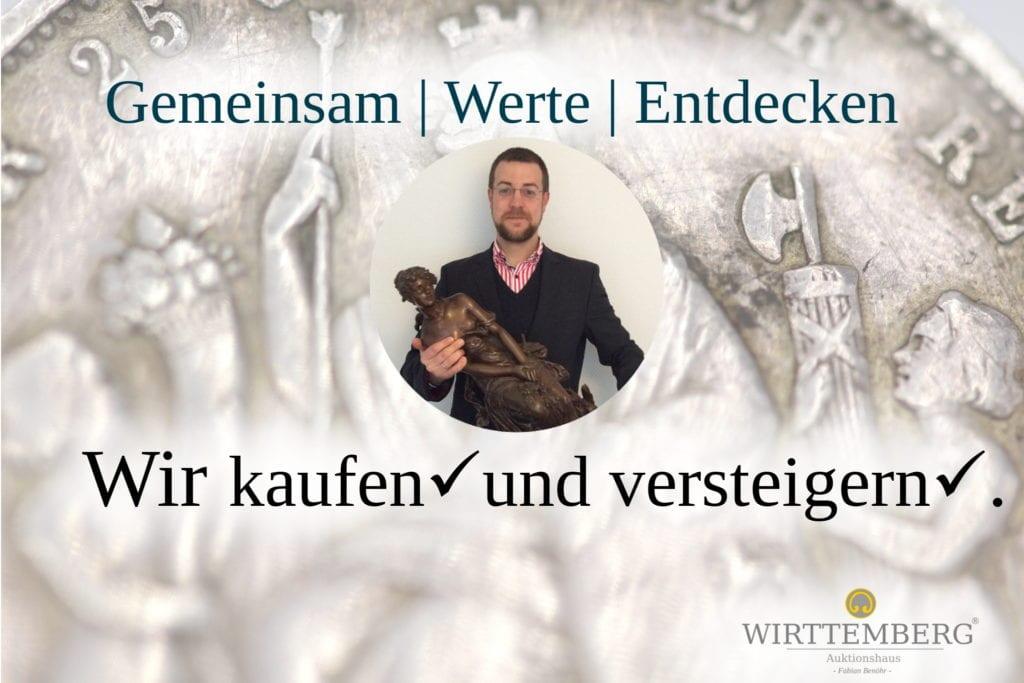 Fabian Benöhr TV Experte Auktionshaus Stuttgart Backnang Ludwigsburg schwäbisch hall schwäbisch gmünd heilbronn
