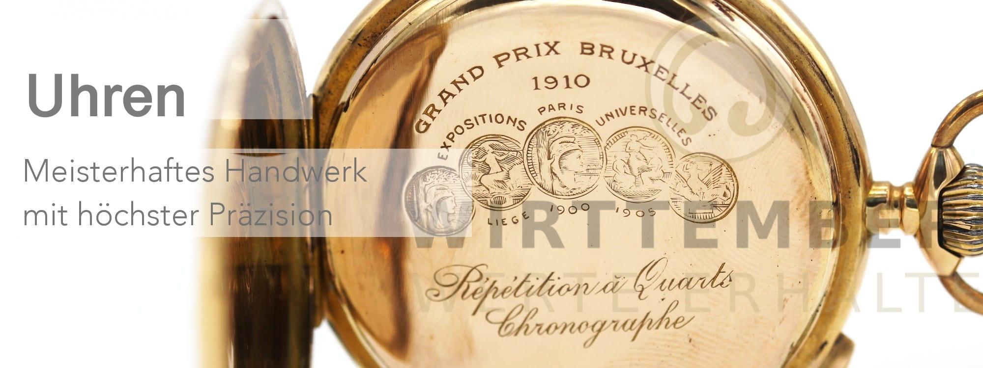Uhrenkauf Taschenuhr kaufen Luxusuhr Standuhr Armbanduhr verkaufen Heilbronn